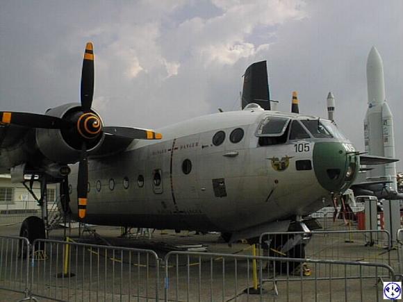 Avion Noratlas 2501
