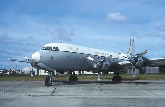 Douglas DC6 A