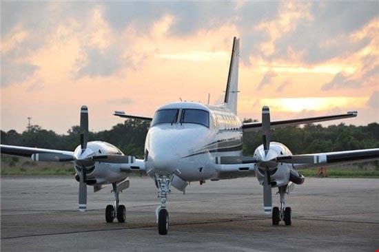 King Air A100r